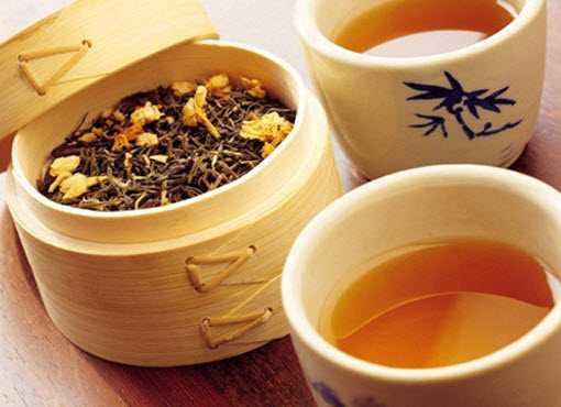 茶叶与养生