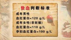 20120715养生堂视频:陈嘉林讲缺铁性贫血,巨幼细胞贫血,血常规