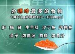 20120805养生堂视频:于康讲痛风,嘌呤,高尿酸,饮食决定健康(香)