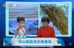 20121101健康之路视频和笔记:张晔讲山药,健脾胃,助消化,降血糖