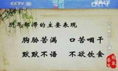 20130404健康之路视频和笔记:张晋讲清明养生,肝气郁结,嘘字功