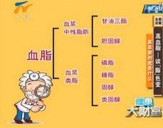 20130522健康大财富视频和笔记:许俊堂讲脂肪肝,高血脂,他汀,血脂