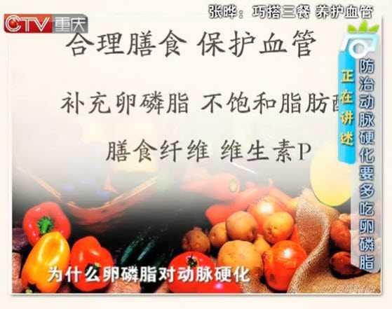 20130813爱尚健康龙8娱乐app和笔记:张晔讲动脉硬化,卵磷脂,膳食纤维