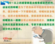 20130829饮食养生汇视频和笔记:冀连梅讲感冒药,咳嗽,橙味烩猪柳