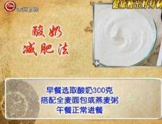 20130913贵州卫视养生视频和笔记:范志红讲健康减肥法