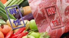 酸性食物和碱性食物图片