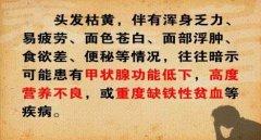 20131015养生堂视频和笔记:张广中讲获得性胎毛增多症,拉发实验