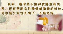 为避孕药正名图片