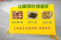 20140312贵州卫视养生视频和笔记:刘钊讲不同类型肥胖的治疗方法