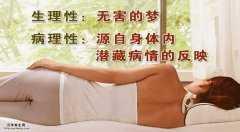 20140619养生堂视频和笔记:郭兮恒讲做梦,梦魇,梦的分类,寝具