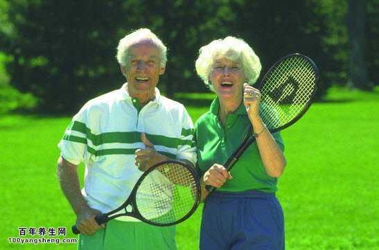 中老年人身体素质与运动处方
