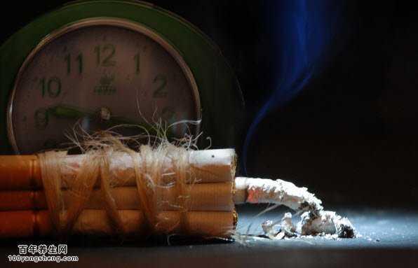 戒烟亲子手工制作