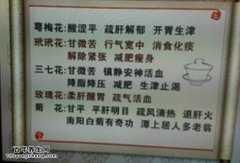 <b>20141008养生堂视频和笔记:王庆国讲疏肝理气,五花茶,养肝的食物</b>