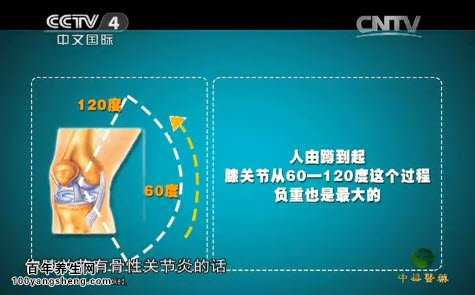 膝关节承受的力量有多大