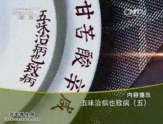 20160503健康之路视频和笔记:贺娟,苦味食材,栀子豉汤,排骨煲苦瓜