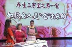 20151101养生堂视频和笔记:吴大真,李玲玉,女人养生三宝,高血压