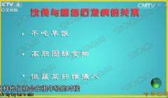 20160330中华医药视频和笔记:李月廷,徐春凤,胆结石,胃痛