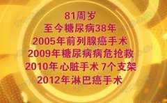 20160430养生堂视频和笔记:潘琦,孙福成,糖尿病,心脏病,冠心病