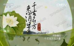 20160718健康之路视频和笔记:张声生,中暑,荷叶绿豆饮,荷叶乌梅汤