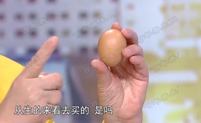 挑选新鲜鸡蛋的小窍门