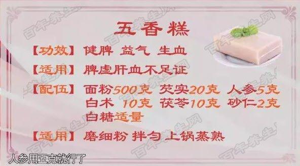 五香糕的制作方法