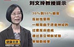 20170321健康北京视频和笔记:刘文玲,晕厥,猝死,体位性低血压
