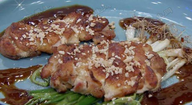 坚果香酥鸡