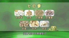 20181004饮食养生汇视频和笔记:沈冬,七白膏,酱烧韭香秋葵的制作
